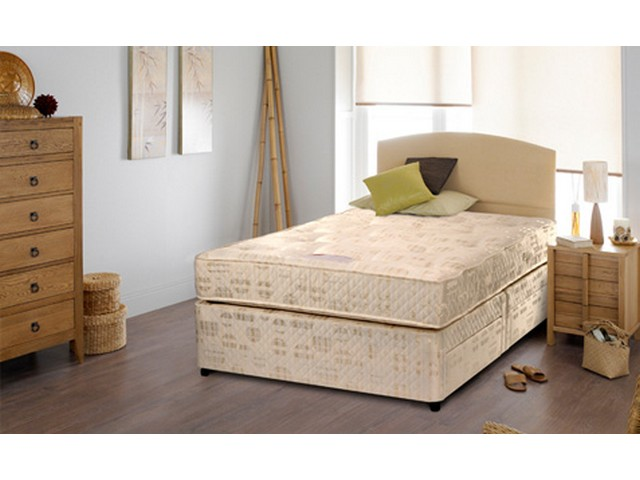 Mattresses three quarter teagan mattress Three quarter divan bed